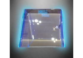 Плантоскоп с синей подсветкой и логотипом